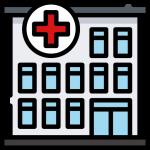 Больницы и социальные учреждения